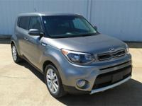 CARFAX One-Owner. Various Exterio 2018 Kia Soul Plus