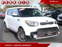 ***Peak Kia Certified Pre-Owned*** This CPO Kia must