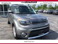Gy 2018 Kia Soul Plus FWD 6-Speed Automatic with