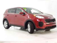 Look at this 2018 Kia Sportage LX. Its Automatic