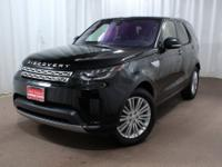 2018 Land Rover Discovery HSE Luxury VIP Demo In