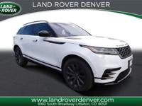 Certified. Clean CARFAX. Land Rover Denver is excited