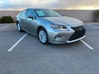 This 2018 Lexus ES ES 350 is proudly offered by G1
