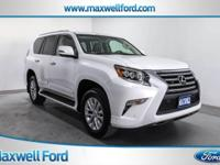 Looking for a clean, well-cared for 2018 Lexus GX? This