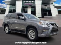 CARFAX One-Owner. Clean CARFAX.Gray Pearl 2018 Lexus GX