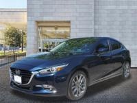 This outstanding example of a 2018 Mazda Mazda3 Sport