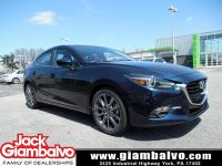 2018 MAZDA 3 GRAND TOURING ....... NEW CAR ...... LOW