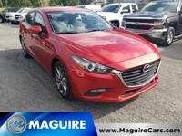 Did you know this 2018 Mazda3 Touring has some AMAZING