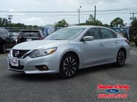 Check out this 2018 Nissan Altima 2.5 SV. Its Variable
