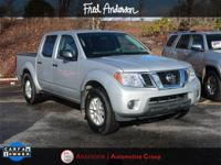 CARFAX One-Owner. Clean CARFAX. 2018 Nissan Frontier SV