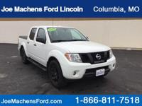 2018 Nissan Frontier SV Glacier White 2 Additional