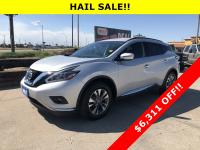 Look at this 2018 Nissan Murano SV. Its Variable