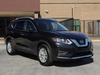 2018 Nissan Rogue SV CVT with Xtronic Backup Camera,