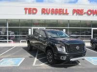 CARFAX 1-Owner! This 2018 Nissan Titan XD PRO-4X, has a
