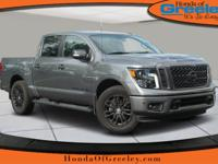 It's so easy at Honda of Greeley!2018 Nissan Titan SV