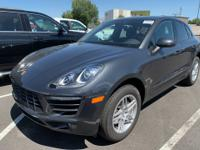 CARFAX One-Owner. Clean CARFAX. 2018 Porsche Macan AWD