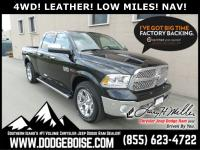 *** 4WD *** LEATHER *** TOW PKG ** ONE OWNER *** LOW