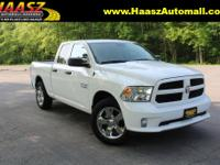 Bright White Clearcoat 2018 Ram 1500 Express 4WD