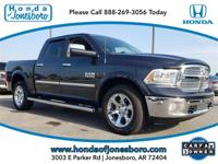 CARFAX One-Owner. Clean CARFAX. Gray 2018 Ram 1500