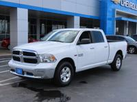 Backup Camera, Bluetooth, 1500 SLT, 4D Crew Cab, HEMI