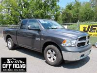 TRADESMAN.....HEMI 5.7L V8, QUAD CAB, 4X4......BACK-UP