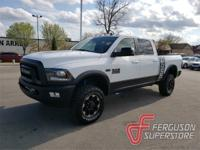 2500 Power Wagon, 6.4L Heavy Duty V8 HEMI w/MDS, 4WD,
