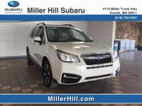 2018 Subaru Forester Premium 2.5L Ready for lot! This