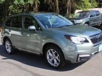 Look at this 2018 Subaru Forester Touring. Its Variable
