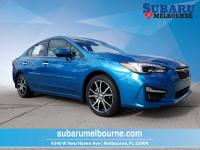 The 2018 Subaru Impreza boasts high-strength steel for