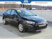 Bluetooth, Back Up Camera, 4 Wheel Drive, Impreza 2.0i,