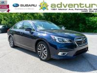 CARFAX One-Owner. Clean CARFAX. Subaru Certified, Clean