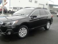 Features: **AWD**, Outback 2.5i Premium, 4D Sport