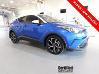 CARFAX One-Owner. Clean CARFAX. 2018 Toyota C-HR FWD