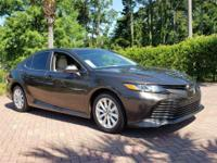 Brownstone 2018 Toyota Camry LE FWD 8-Speed Automatic