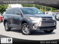 We are excited to offer this 2018 Toyota Highlander