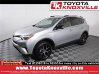 CARFAX One-Owner. Clean CARFAX. Silver Sky 2018 Toyota
