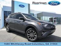 This 2018 Toyota RAV4 Limited is a One Owner vehicle
