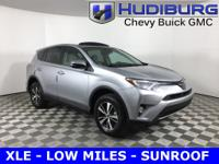 One-Owner & Clean CARFAX! Toyota RAV4 XLE - STEERING