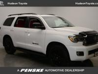 2018 Toyota Sequoia TRD Sport 4X4!, SUNROOF, BLUE