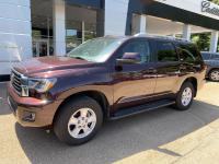 2018 Toyota Sequoia SR5 5.7L 4WD 6-Speed Automatic