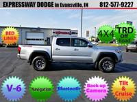Come see this reliable 2018 Toyota Tacoma . Trailer