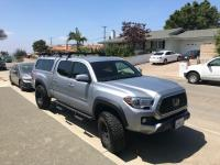 2018 Toyota Tacoma 4D Crew Cab TRD Off Road. Long Bed.