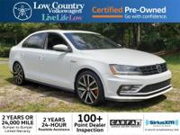CARFAX One-Owner. 2018 Volkswagen Jetta GLI **ONE