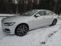 Silver 2018 Volvo S90 T6 Momentum AWD Automatic with