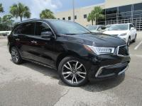 This Majestic Black Pearl 2019 Acura MDX