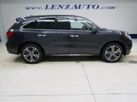 3.5L V6, AWD, NAVIGATION, MOONROOF, SECOND ROW BENCH
