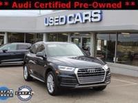 2019 Audi Q5 2.0T Premium Plus! ** ACCIDENT FREE CARFAX