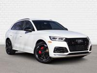CARFAX One-Owner. Clean CARFAX. 2019 Audi SQ5 3.0T