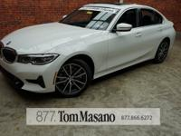 Priced below KBB Fair Purchase Price! 2019 BMW 3 Series