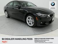 Delivers 33 Highway MPG and 23 City MPG! This BMW 4